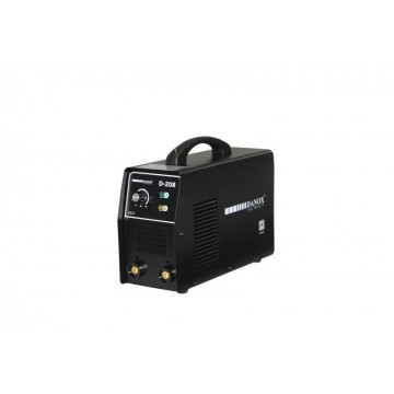 D-208 MINI  INVERTER DC ARC WELDING MACHINE (1PH) 140A