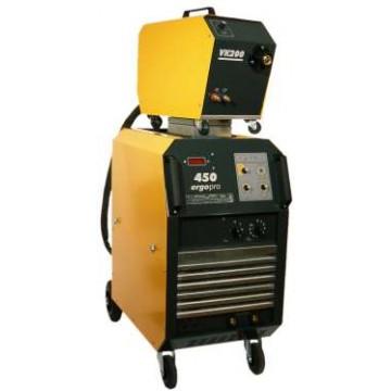 ERGOPRO MIG 450-4VK-200 SEPARATE FEEDER MIG WELDING MACHINE