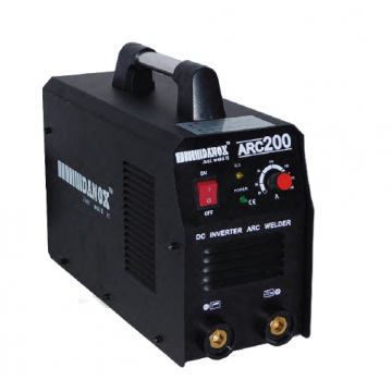ARC-200 INVERTER DC ARC WELDING MACHINE (1PH) 160A