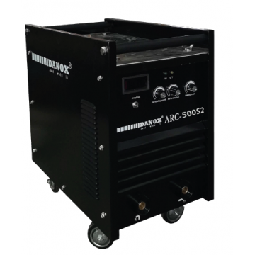 ARC-500S2 IGBT INVERTER DC ARC IGBT WELDING MACHINE (3PH)  (400amps)