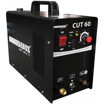 CUT-60 INVERTER PLASMA PORTABLE CUTTING MACHINE (1PH)