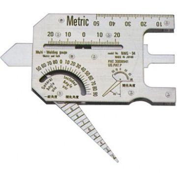 METRIC NWG-94 WELD GAUGE