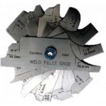 MG-11 CAM TYPE WELD GAUGE