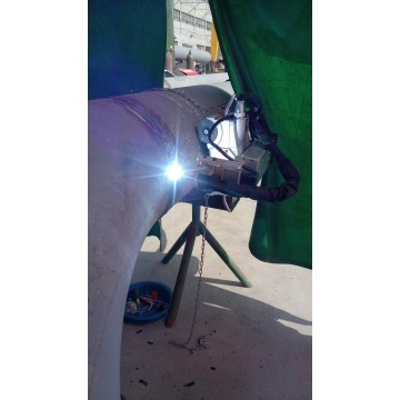 Magnetic Type Piping All Position Automatic Welding Machine