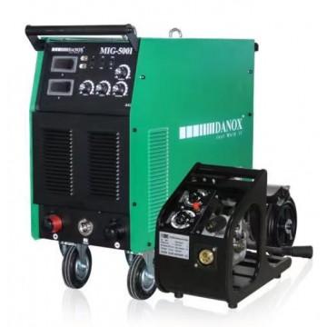 DANOX MIG-500I CC/CV SEPARATE FEEDER IGBT DC ARC & MIG WELDING MACHINE (3PH)