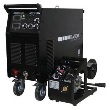 DANOX MIG-500 I CC/CV SEPARATE FEEDER IGBT DC ARC & MIG WELDING MACHINE (3PH)