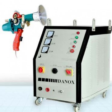 DANOX ARC SPRAY WIRE EQUIPMENT