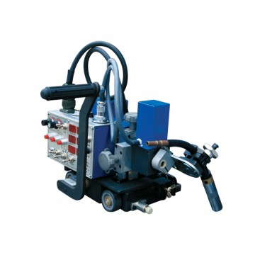 HK-5W FILLET WELDING CARRIAGE WITH WEAVER