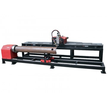 D-300J CNC pipe profiling and plate cutting machine 3 axis