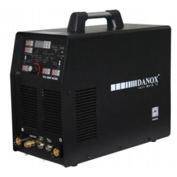 DANOX TIG-200P ACDC INVERTER TIG PORTABLE WELDING MACHINE (1PH)