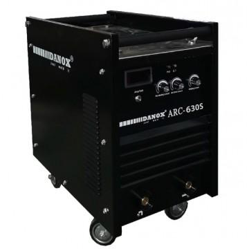 DANOX ARC-630S IGBT INVERTER DC ARC IGBT WELDING MACHINE (3PH) - 630amps