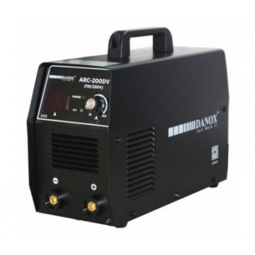 DANOX ARC-200DV INVERTER DC ARC WELDING MACHINE (110/230V 1PH) 160A