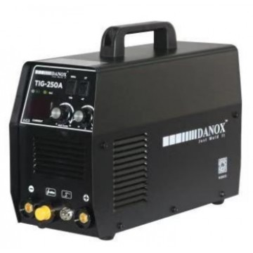 DANOX TIG-250A DC INVERTER TIG WELDING MACHINE 2T/4T (1PH)