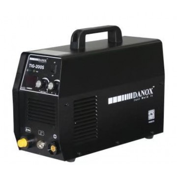 DANOX TIG-200S DC INVERTER TIG PORTABLE WELDING MACHINE (1PH) 2T/4T