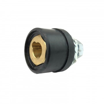 PANEL CABLE FEMALE SOCKET